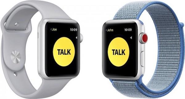 《疑似有窃听风险,苹果临时禁用了 Apple Watch 对讲机功能》