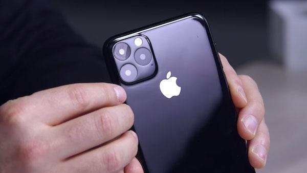 最接近 iPhone 11 Max 实机外观的模型机曝光!插图