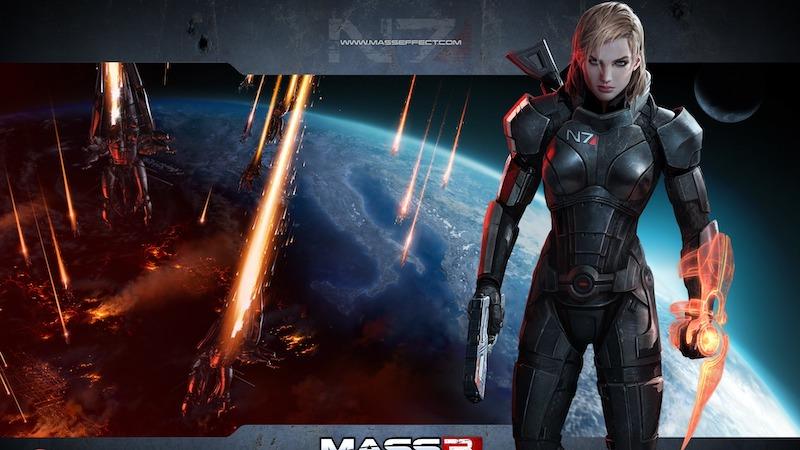 《质量效应 MASS EFFECT Mac 体育竞技游戏》