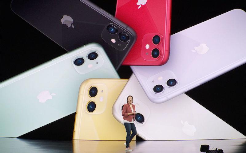 《全新 iPhone 来了,其名为 iPhone 11》
