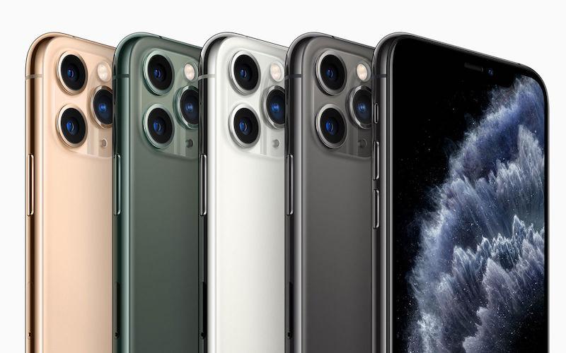 《iPhone 11 Pro 和 Pro Max 双双登场》