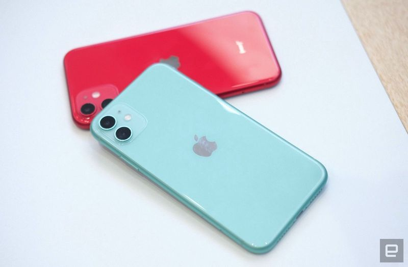 《iPhone 11 依然便宜、依然欢乐》
