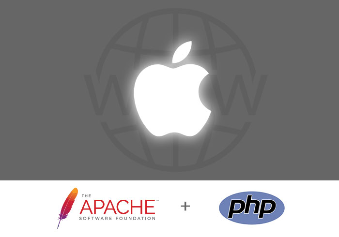 macOS 开启内置 Apache 网站服务器与PHP环境设置教程插图