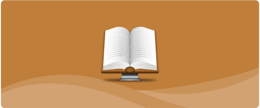 超赞!Mac 体验绝佳的电子书阅读器 BookReader插图