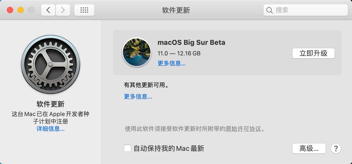 macOS Big Sur 系统安装盘小白制作教程插图2