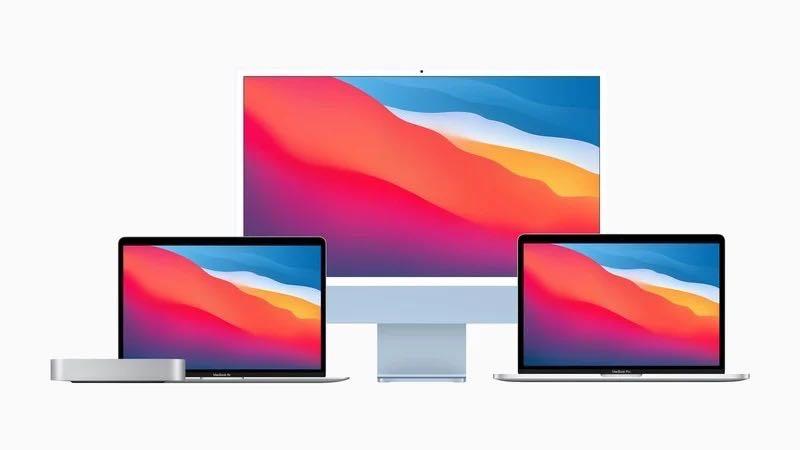 苹果 M1 Mac 的销量超过了英特尔型号插图