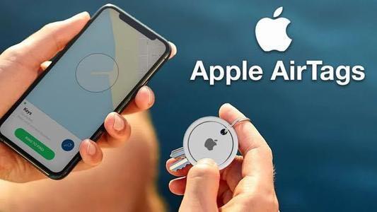 苹果发布新款 AirTag 蓝牙追踪设备插图